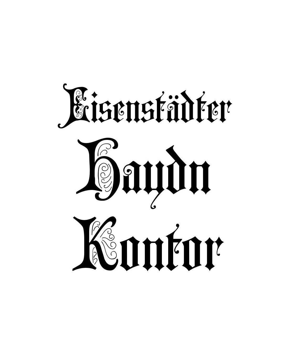 Eisenstädter Haydn Kontor Logo